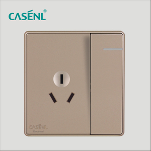 16A Three Pole Socket